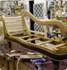 Val Tierney Upholstery - Chair Workshop