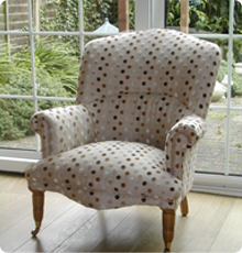 Val Tierney Upholstery - Custom made chairs
