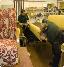 Val Tierney Upholstery - Custom made sofas