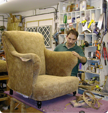 Val Tierney Upholstery - Sofa Workshop