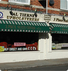Val Tierney Upholstery - Val Tierney Shop